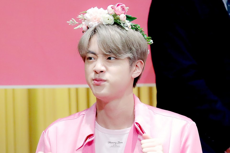 bts-jin-flower-crown