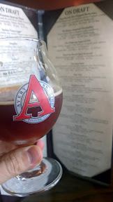 Avery Brewing beer and their beer menu