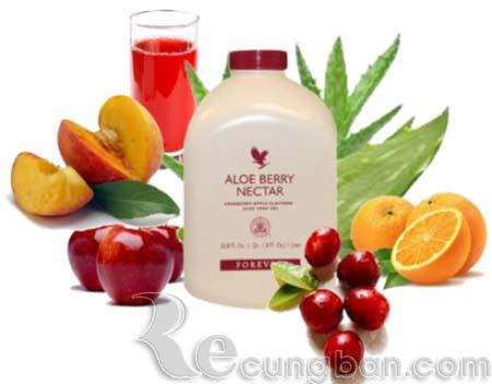 Nước uống dinh dưỡng Aloe Berry Nectar 034