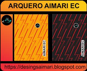 Pattern AimariEC 2020-2021 Efecto halftone