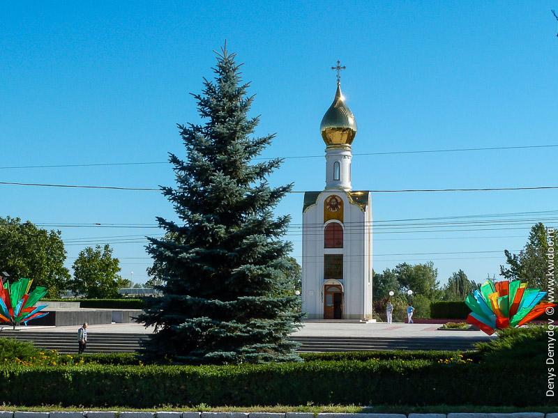 Часовня Святого Георгия Победоносца
