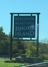 Rhode Island - another new state for us!
