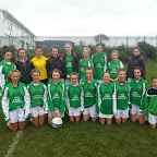 U16 Schoolgirls Team