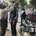 Polsek Medan Sunggal Himbau Warga Disiplin Prokes