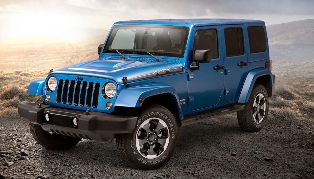 2014 JEEP WRANGLER POLAR EDITION 019WR
