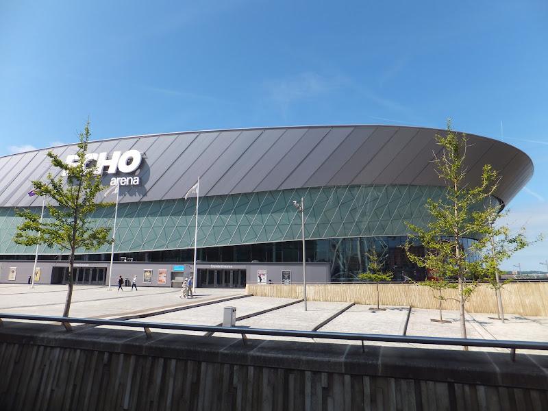 Echo Arena, Liverpool, Gran Bretaña, Elisa N, Blog de Viajes, Lifestyle, Travel