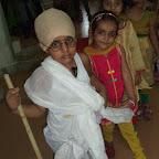 Gandhi Jayanti Celebration WKSN (Playgrop to Junior KG) 01/10/2015