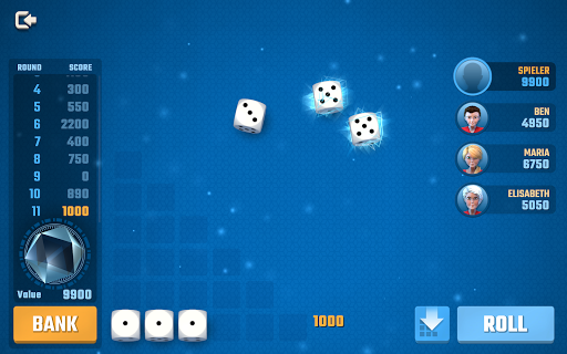 Farkle 10000 - Free Multiplayer Dice Game screenshots 6