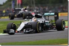 Lewis Hamilton conquista la pole del gran premio di Gran Bretagna 2016