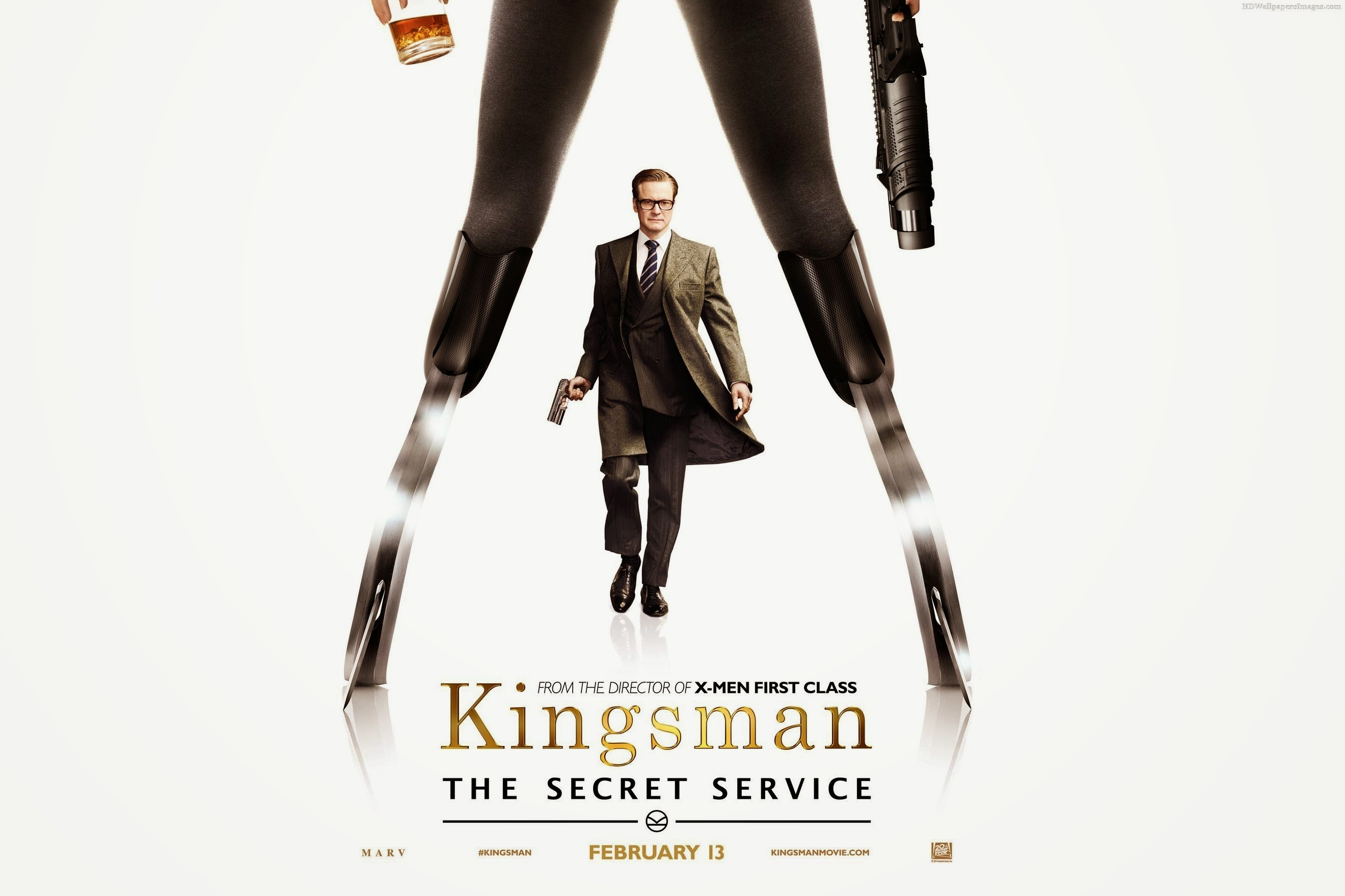 Kingsman: Η Μυστική Υπηρεσία (Kingsman: The Secret Service) Wallpaper