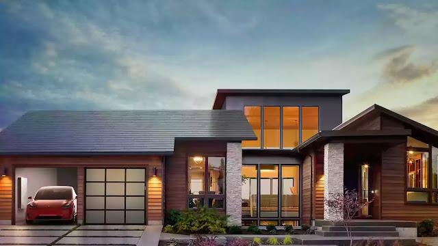 solar energy roof top