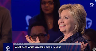 'White Privilege' takes center stage at Democratic debate