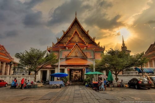 sunset temple thailand scaled