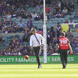 Fremantle v Geelong Round 1 2017