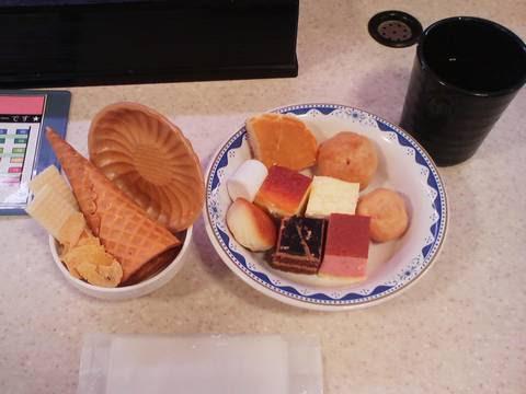 縁日コーナー¥324 回転寿司かいおう小牧パワーズ店
