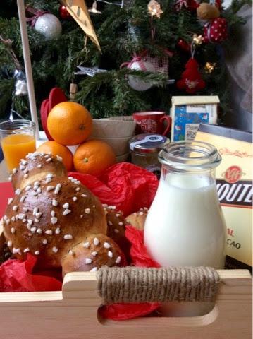 coquilles de noel, lille, spécialité Nord, brioche, noël, petit déjeuner