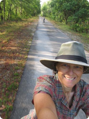 6 Van Fleet - Trail Selfies (1)