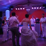 Bruiloft Catharina en Andries, feesttent, Easterein
