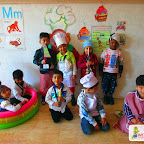 Rhyme Enactment (Rub-a-dub-dub) (Nursery A&B) 31-1-2018