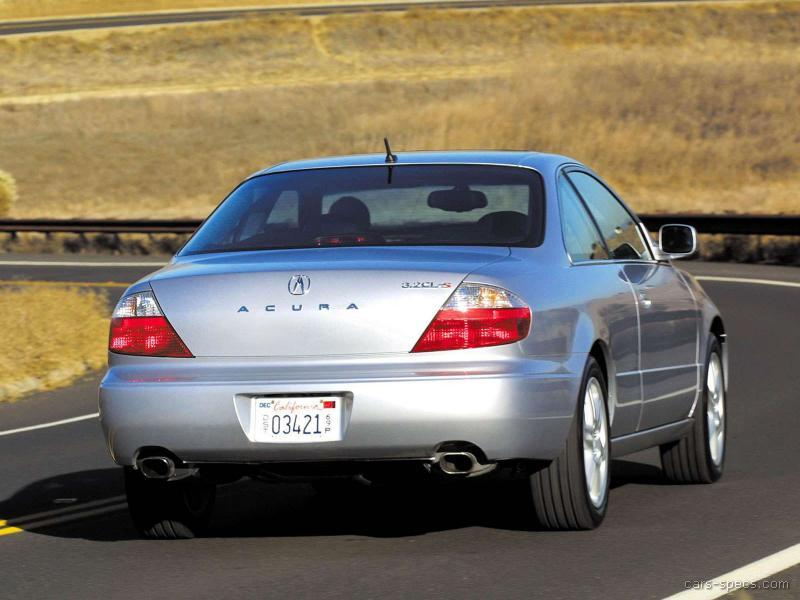 2002 acura cl 3 2 type s specifications pictures prices. Black Bedroom Furniture Sets. Home Design Ideas