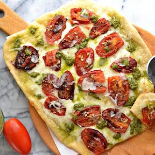 Margherita Flatbread Recipe