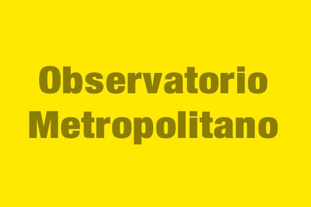 Observatorio Metropolitano es Partner de la Alianza Tarjeta al 10% Efectiva