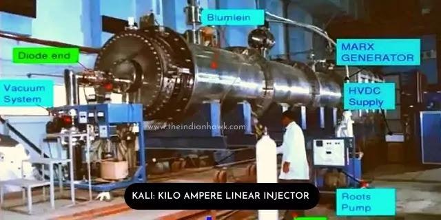 Secret Weapon KALI