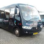 Marco polo busje 21 van South West Tours
