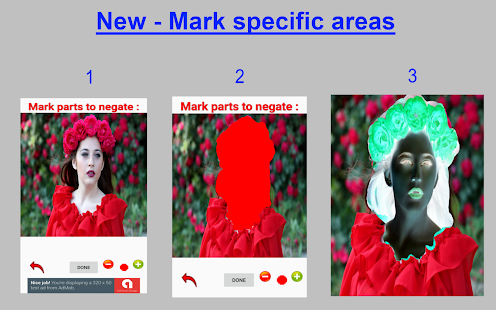 Negative Image - náhled