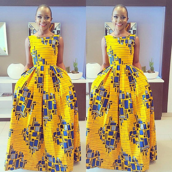 Latest Kitenge Dress Designs Fashions 2018 Fashionre