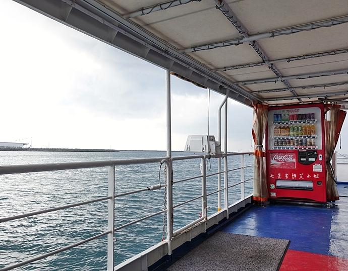19 沖繩自由行 那霸一日遊 波上宮、波之上海灘、海底觀光遊覽船、白鯨號夕陽遊輪晚餐