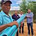 Santana do Cariri: 130 familias beneficiadas na Baixa Grande