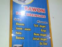 Rawon Pak Brengos Rembang
