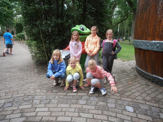 Uitje actieve jeugd H. Willibrordusparochie - P9070613.JPG