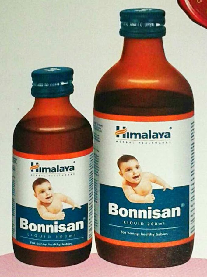 Bonnisan Drops & Syrup: Ingredients, Indications, Dosages, Contraindication, Presentation