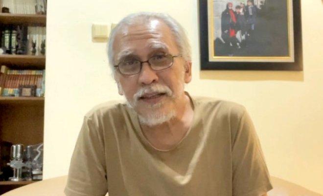 Iwan Fals Berani Kritik Pemerintah Asal Diangkat Jadi Anggota DPR Dulu