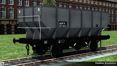 dia. 1/143 HTO 21T Coal Hoppers