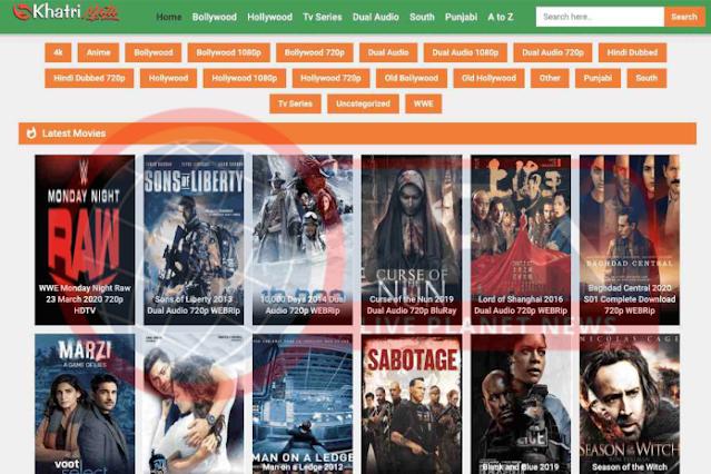 Khatrimaza 2021- Download All HD Movies.