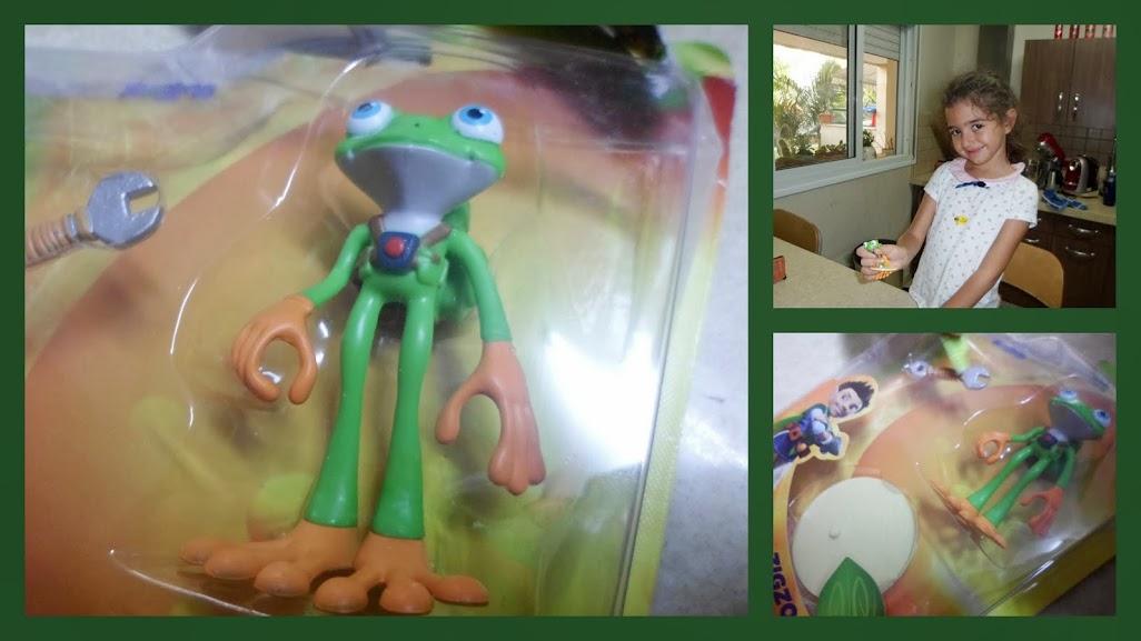 הנסיך הקטן משיקים סדרת צעצועים מתוכנית הילדים המקס...