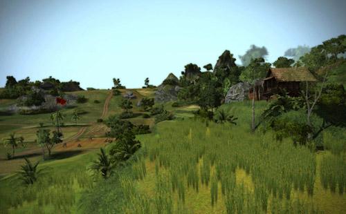 Khung cảnh Việt Nam xuất hiện trong World of Tanks 6