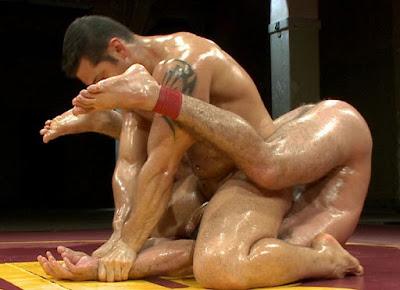 gay wrestling sex