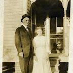 George Harrison Shreeve 1 April 1853 - 26 Oct 1938 Nancy Felix Gleaves Shreeve 22 Sept 1853 - 9 Jan 1929