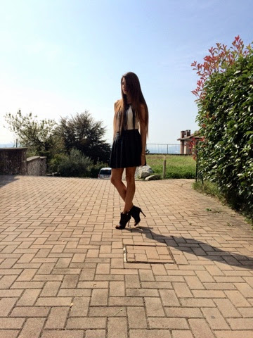 the best attitude 91d4d 35389 Le journal de Alessia: My Carriero Shop outfit
