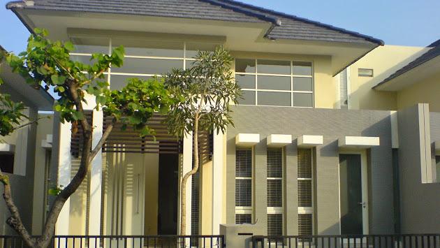 model rumah baru