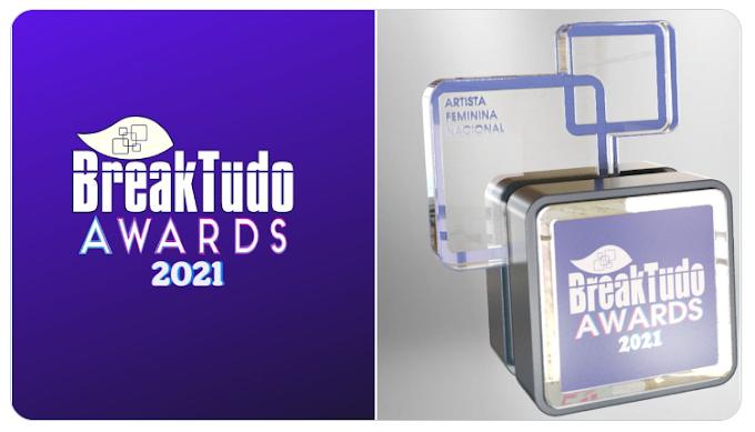 BreakTudo Awards 2021 vai ao ar no canal Telemilênio Brasil
