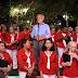 Auto de Natal na Praça Pe. Cícero reúne grupos de Juazeiro do Norte em apresentações
