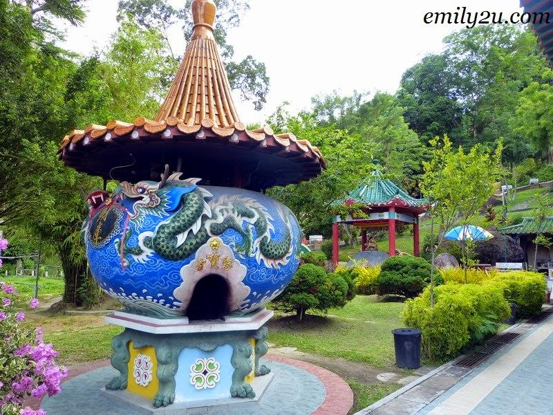 Fu Lin Kong Temple Pangkor