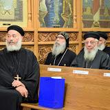His Holiness Pope Tawadros II visit to St. Mark LA - DSC_0089.JPG