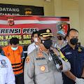 Polres Cianjur Berhasil Menangkap Pelaku Pemalsuan Surat Tes Swab Antigen