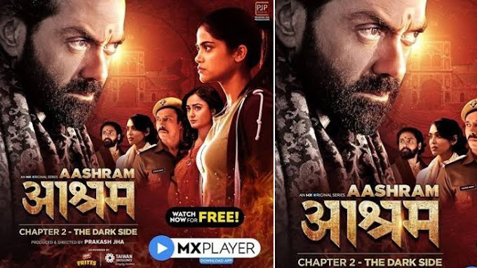 Aashram Chapter II Review – The Dark Side Is Streaming On MX Player.